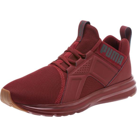 PUMA Men's Enzo Premium Mesh Sneaker NWB